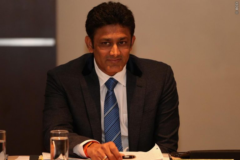 Anil Kumble Steps Down as The Coach of Indian Cricket Team With Immediate Effect