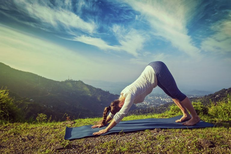 Yoga is Considered To Be The Best Way of Maintaining Physical Fitness