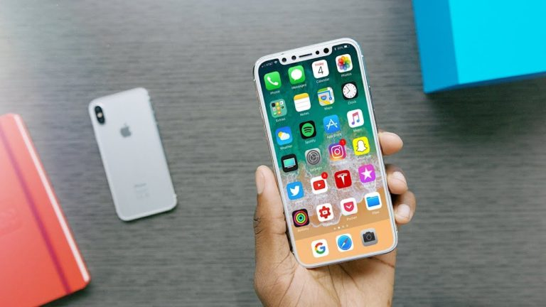Gift Yourself With The Luxury of Latest Apple iPhone 8