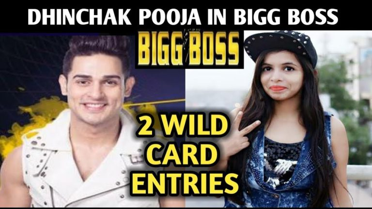 Bigg Boss 11- Surprise entry of Dhinchak Pooja with Ex contestant Priyank Sharma today