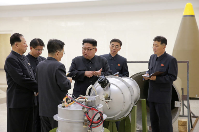 North Korea says nuclear war will break out any time
