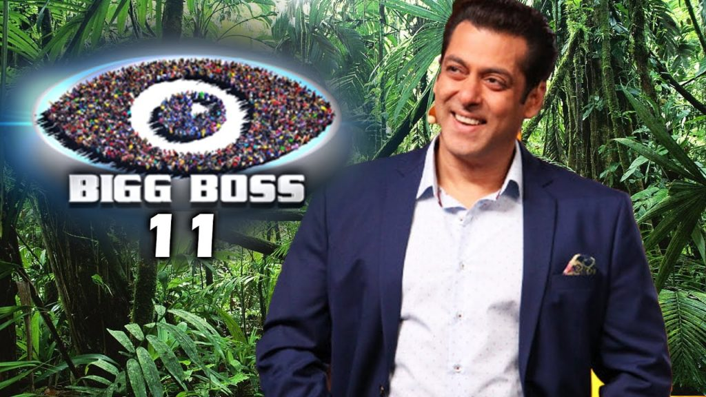 Big Boss 11 contestant files report against Bollywood superstar Salman Khan