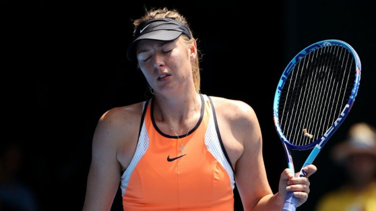 Off-field Controversy of Maria Sharapova – Project She Sanctioned in Gurgaon