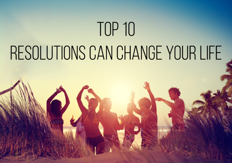 Make This New year, A New Year ! These Resolutions  Can Change Your Life