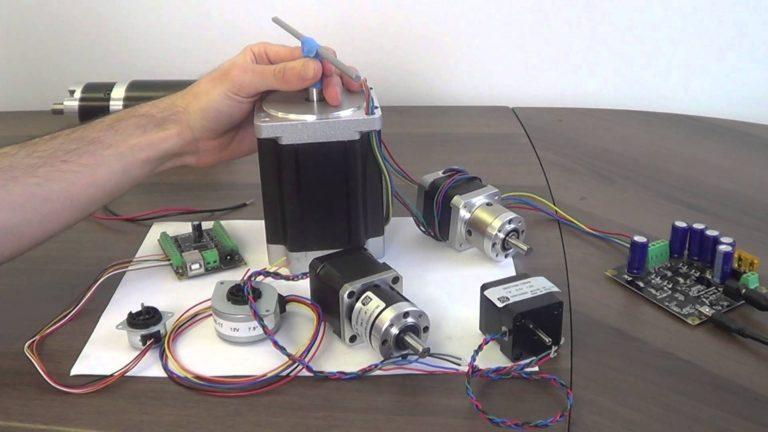 Everything That You Wanted To Know About Stepper Motor