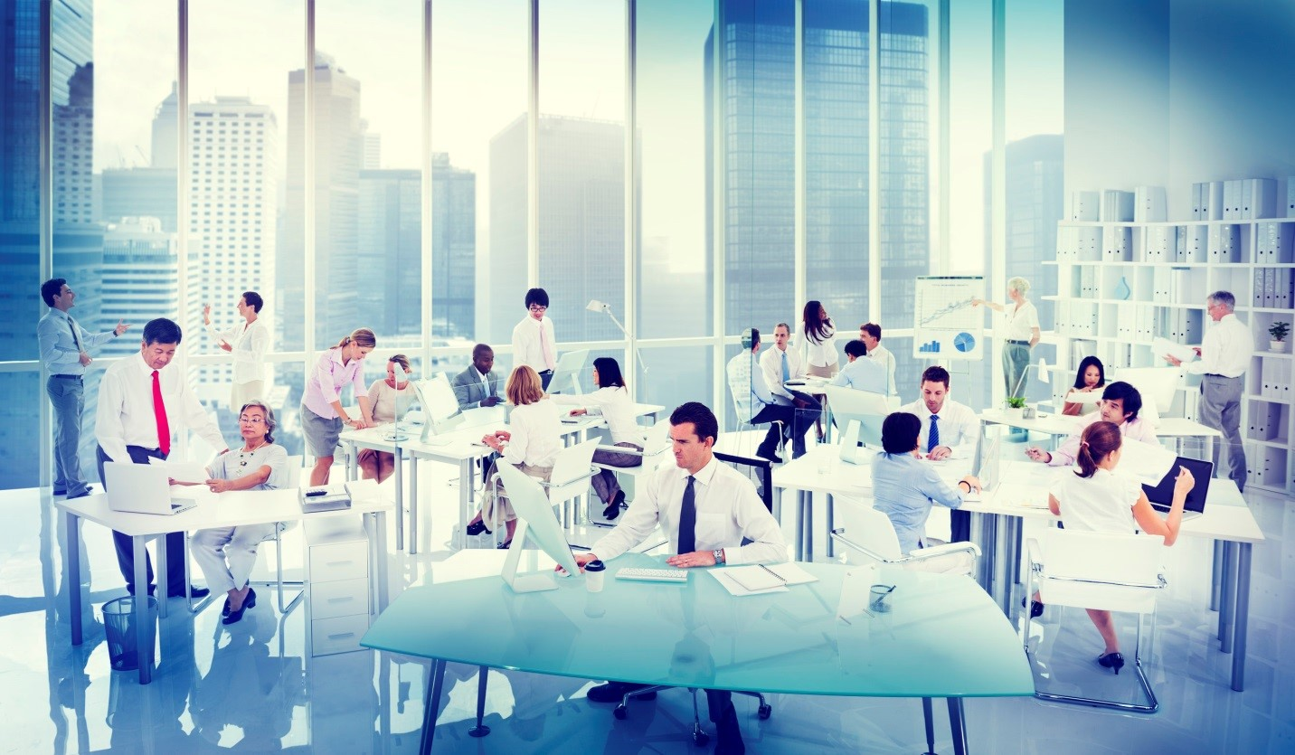 Will the work environment change in the future sciox Choice Image