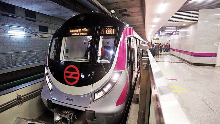 Delhi Metro's Magenta Line –Pack of Cool Benefits