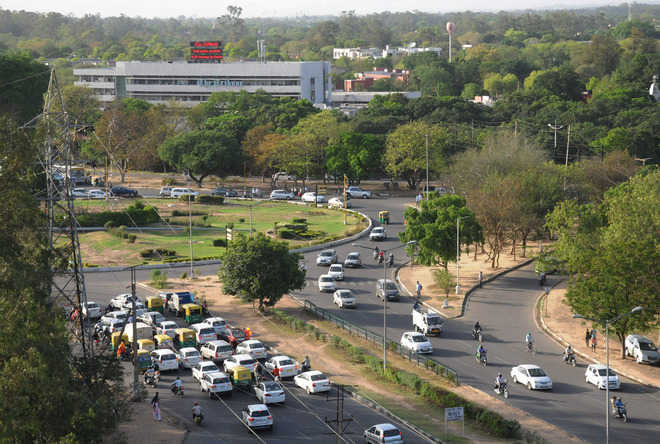 Flyovers To Tackle Traffic Woes In Chandigarh