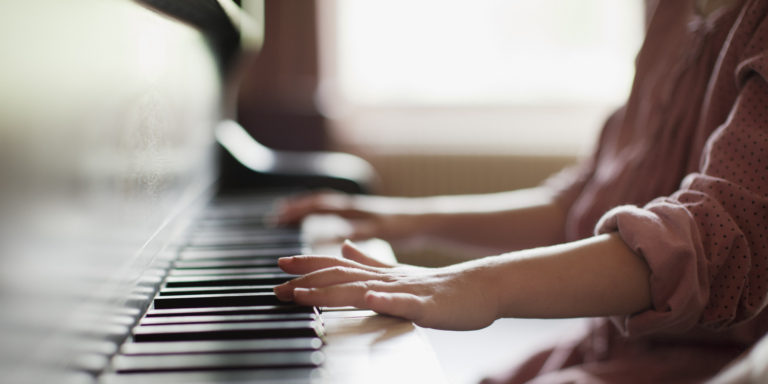 Secrets to Group Piano Lessons for Children