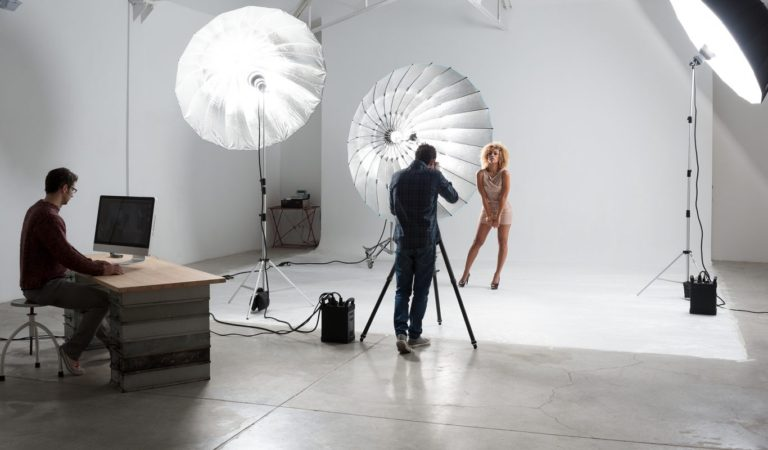 Why Should You Shoot in a Rented Studio?