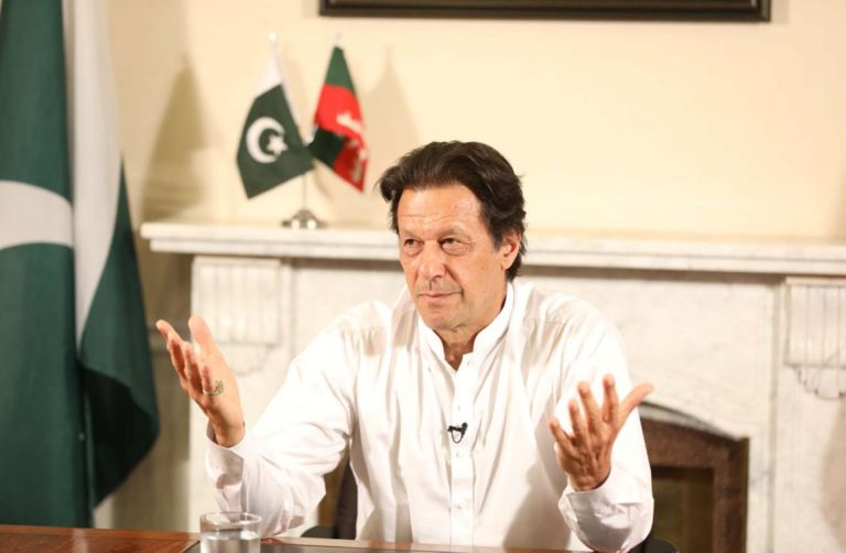 Pakistan Prime Minister Imran Khan Rejects to Have a Link in Pulwama Terror Attack