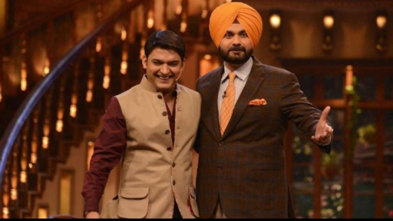 Sidhu Thrown out From Kapil Sharma Show Because of Over Comment on Pulwama Terror Attack