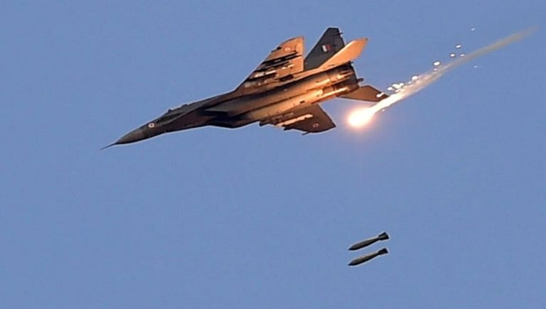 Surgical Strike 2.0: IAF Smashes The Terror Camps Using 1000 Kg Laser-Guided Explosives