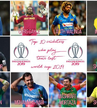 Top 10 Cricketers Who May Play Their Last World Cup 2019 - newz4ward