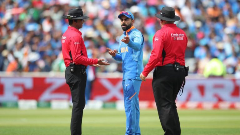 A Suspension Looms Over Kholi: CWC 2019