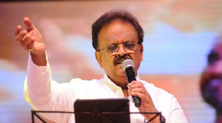 Legendary singer SP Balasubramanyam passes away at age of 74