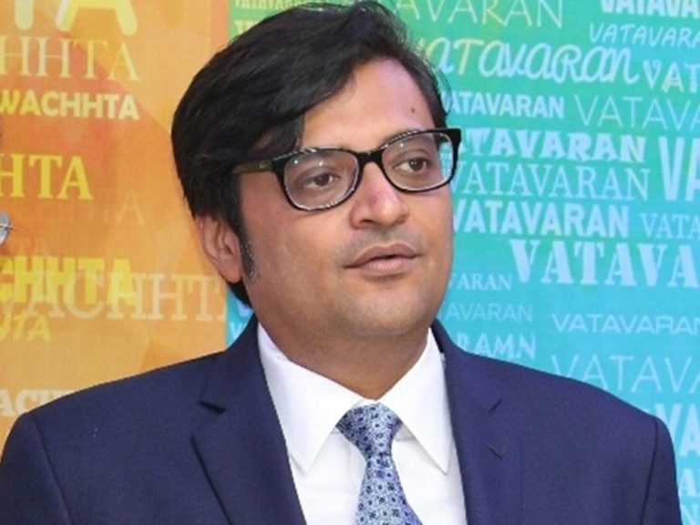 Supreme Court grants interim bail to Arnav Goswami