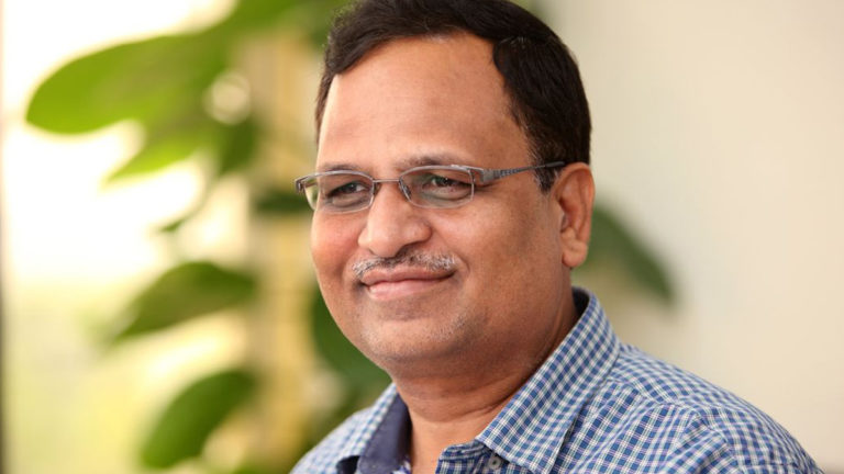 "Satyendra Jain Health Minister says ""No new lockdown in Delhi"""