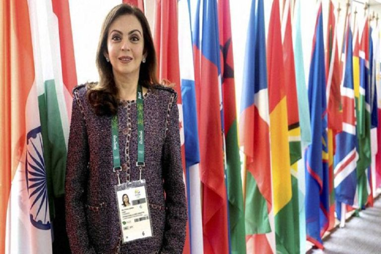 Nita Ambani, The New Member of IOC'S Olympic Channel Commission