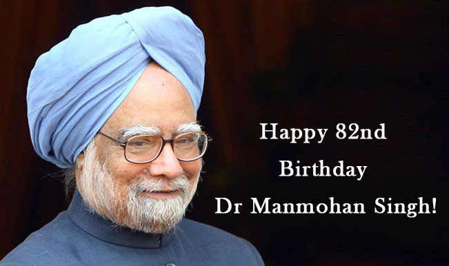 Narendra Modi Along With All Others Wishes Former PM Manmohan Singh On His Birthday Today