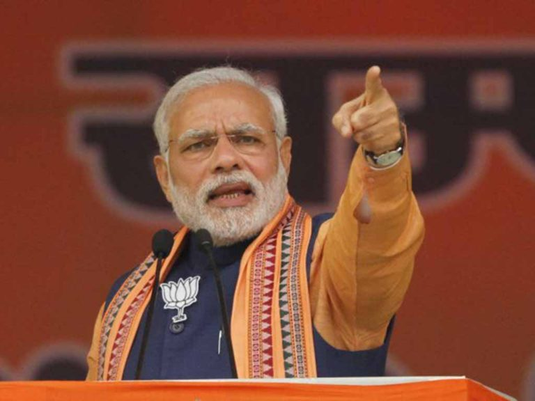 PM Modi assures a bright future, commits to reverse growth rate