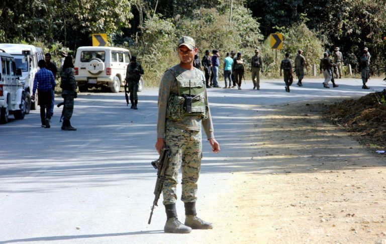 Militants killed in Jammu and Kashmir, civilian dies as protests go off