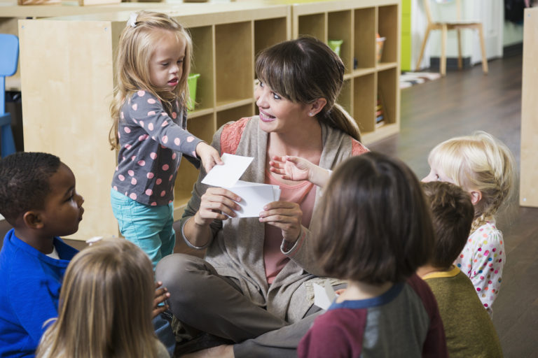 Tips To Build Portfolios with Children of Special Needs