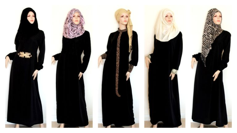 Get Your Designer Abayas Today from the House of Experts