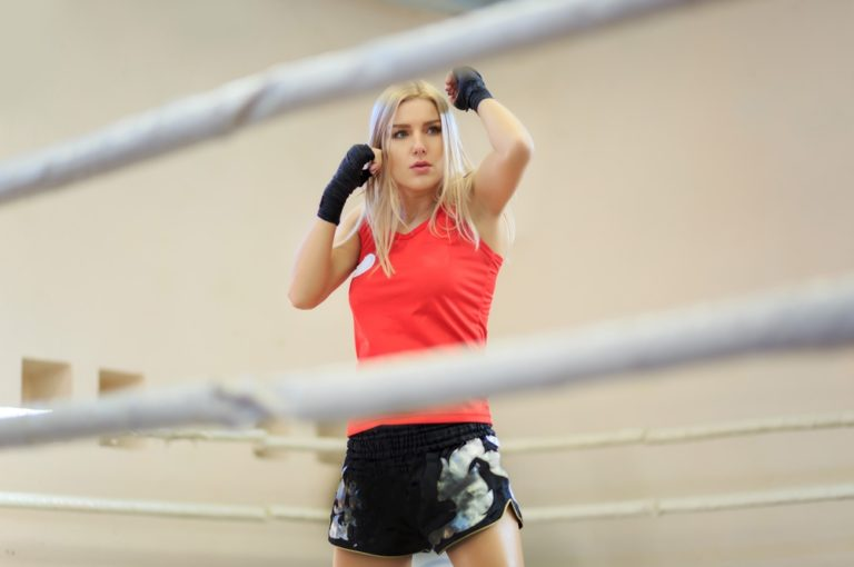 Travel Business With Muay Thai Fitness In Thailand