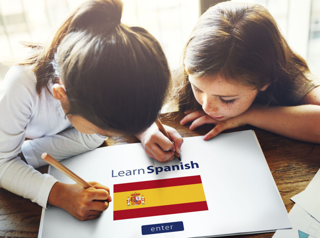 Learning Spanish