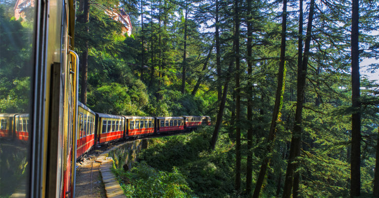 The Seven Most Beautiful Train Journeys in India