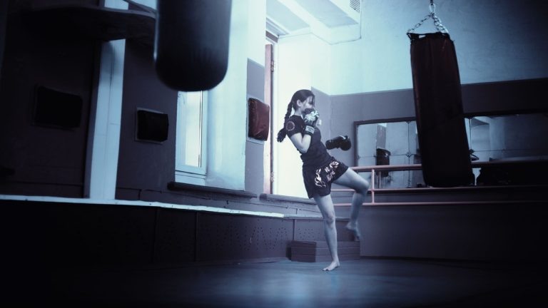 A Good Shape With Muay Thai Program