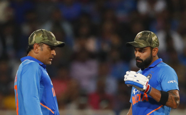 Pak Wants ICC Organization to Take Action Against India for Donning Camouflaged Caps