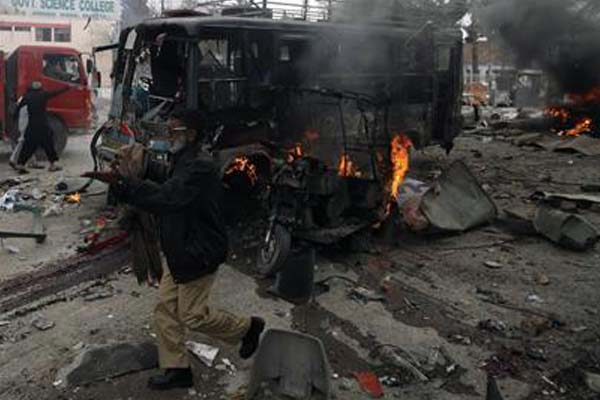 Bomb Blast at Jammu Bus Stand : High Alert in Jammu and Kashmir