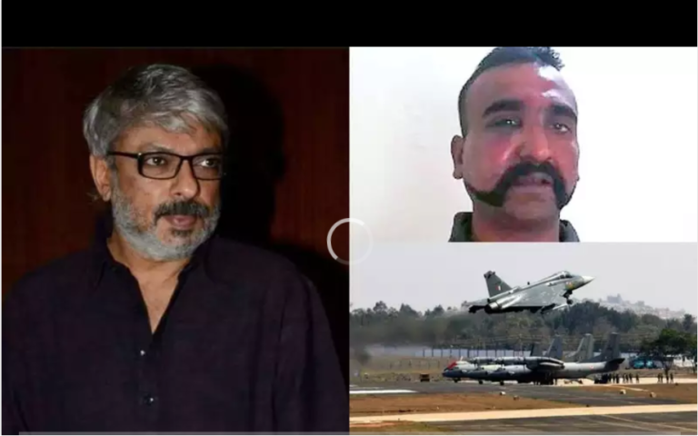 Sanjay Leela Bhansali Says I'll make a Movie on Surgical Strike 2.0