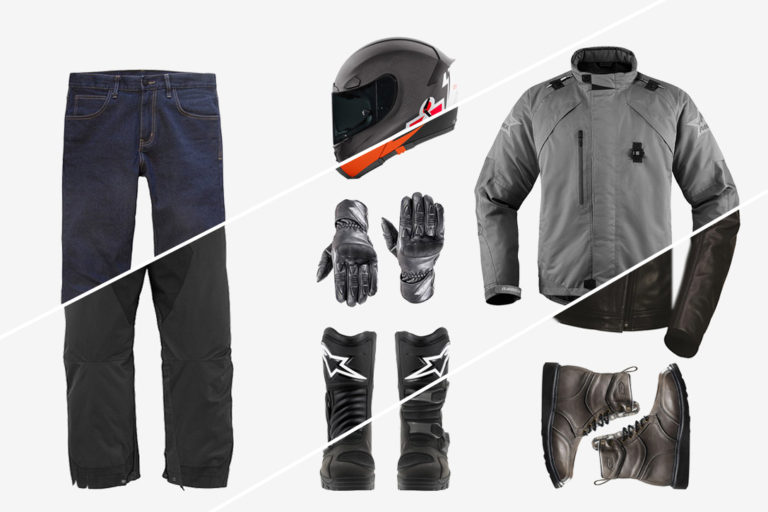 How Do You Choose the Right Motorcycle Gear?