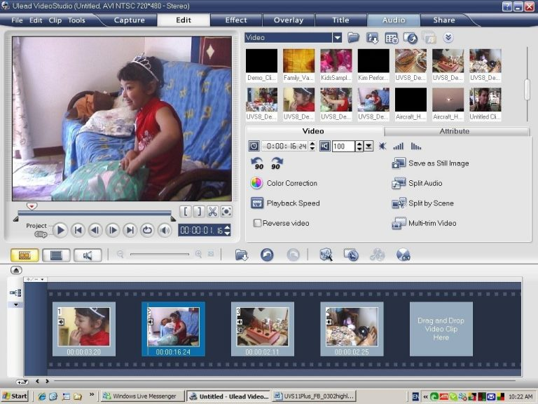 Ulead Video Studio 11: The Perfect Video Editing Software