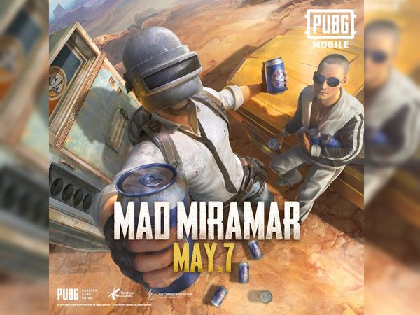 Mad Miramar, P90 weapon and many more updates of PUBG Mobile come out today