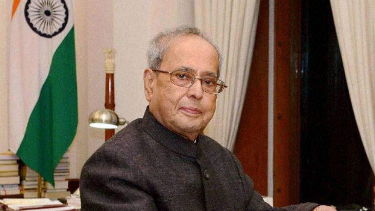Pranab Mukherjee's health declines due to lung infection