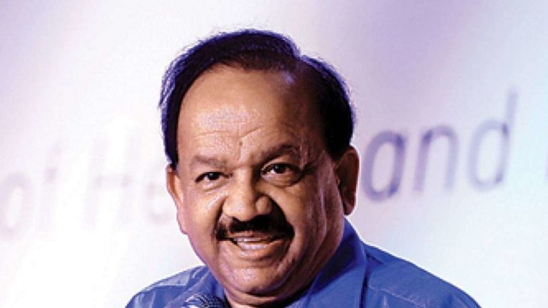 India has the world's best COVID recovery rate: Dr. Harsh Vardhan