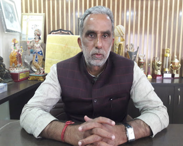 Union Minister- Krishan Pal Gurjar tests COVID positive