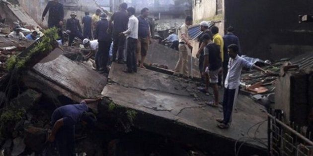 Rescue Operations in Bhiwandi Building Collapse got called off, 41 dead