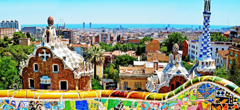 Park Guell Barcelona – Best Place To Visit With Kids