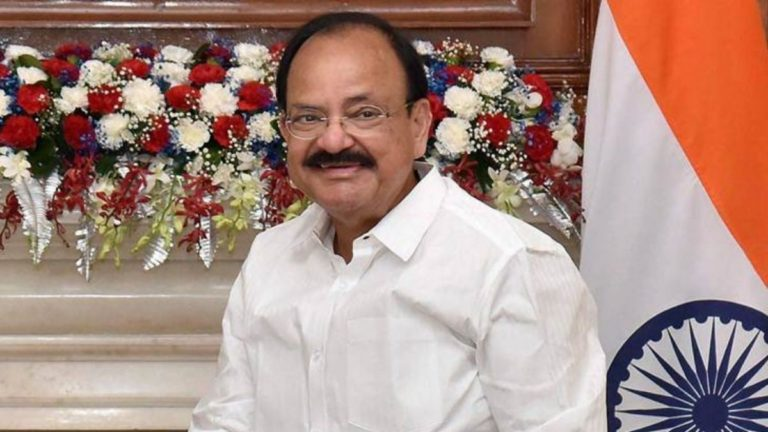 Venkaiah Naidu tests positive for COVID, in-home quarantine