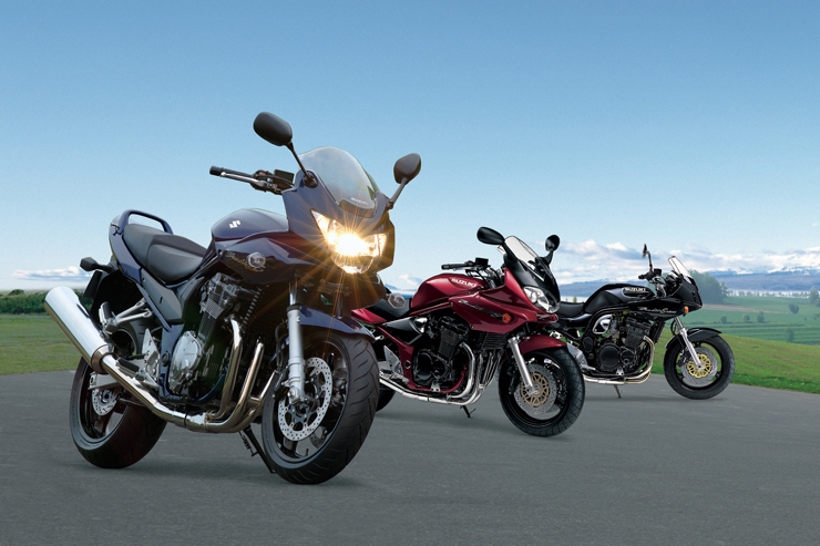 Want To Make A Purchase For Aftermarket Parts And Accessories Of Suzuki Bandit 600?