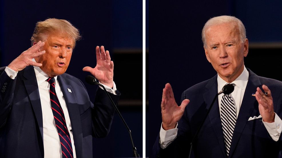 Joe Biden will be a Better President than Trump