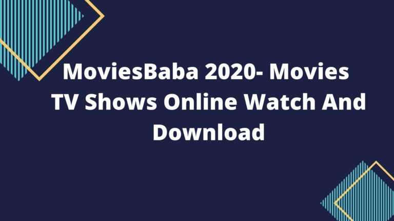 MoviesBaba: Watch and Download free Latest Movies of 2020