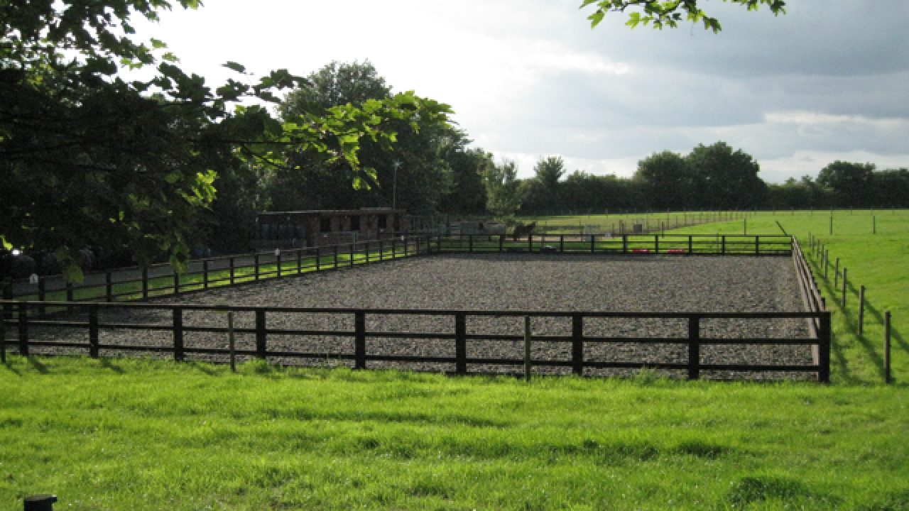 understanding the elements of horse arena base