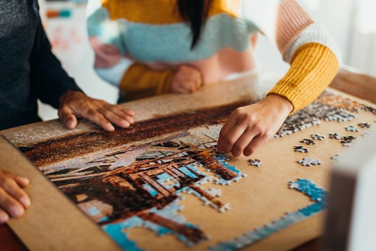 Discovering Jigsaw Puzzles as a New Valuable Hobby